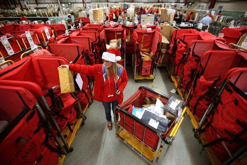 Brake thanks Royal Mail as they prepare to deliver a first class Christmas