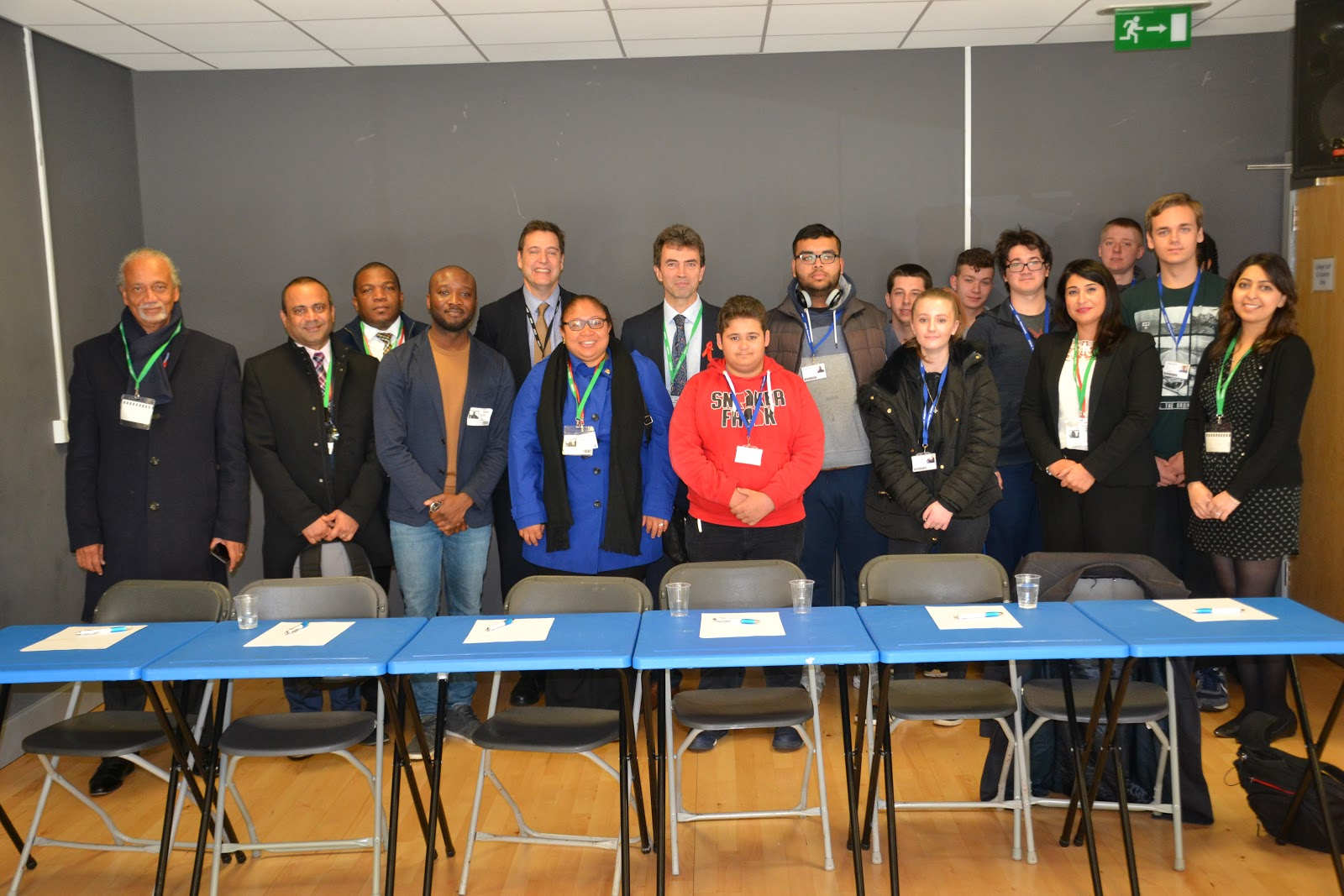 Brake welcomes Commonwealth Parliamentarians to Carshalton