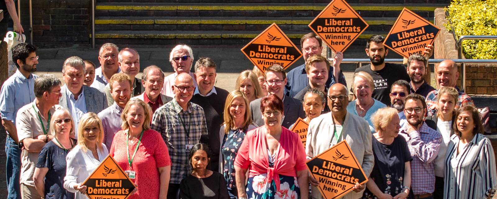 Sutton Liberal Democrat Council Group support a People's Vote on Brexit