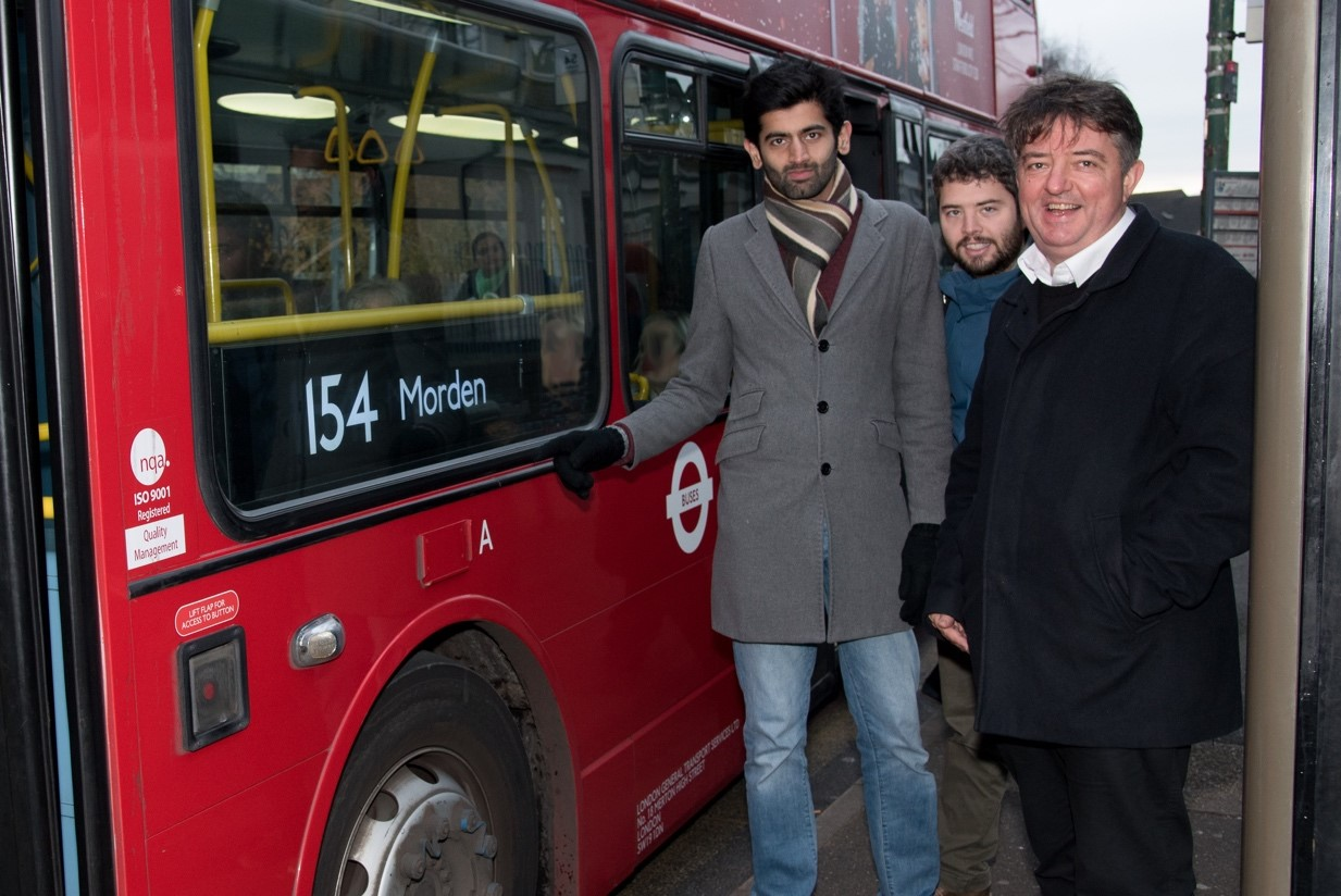 Campaign launched to keep 154 bus going to West Croydon