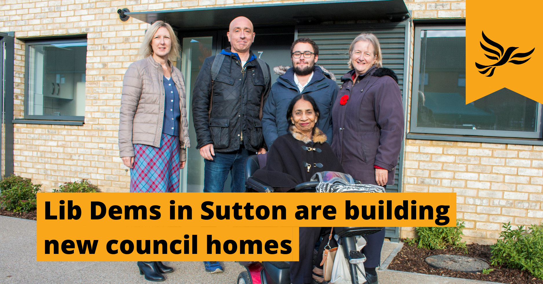 Boost for 37,000 Sutton tenants as Tories accept 'no fault' evictions must end