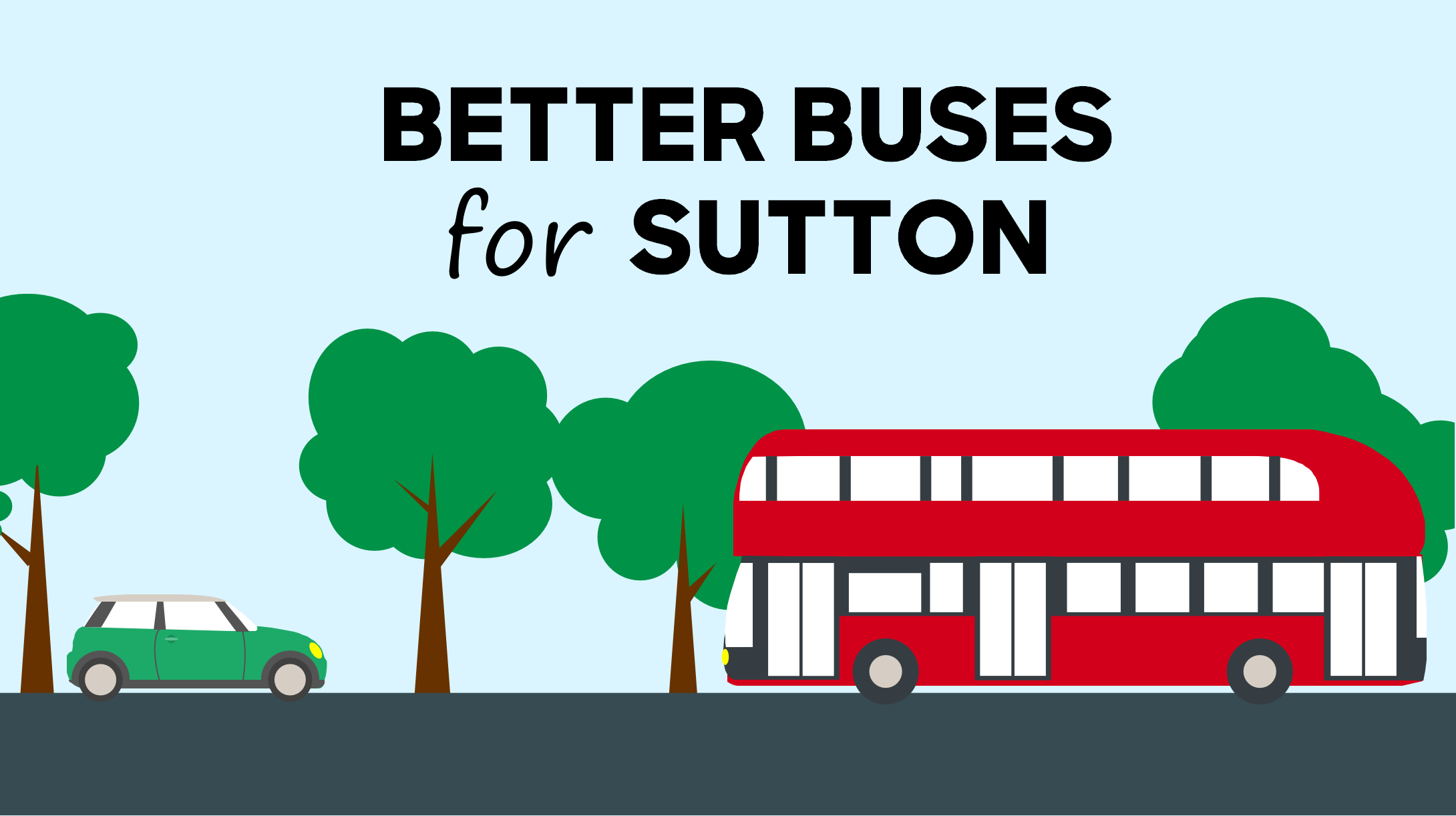 Better Buses for Sutton
