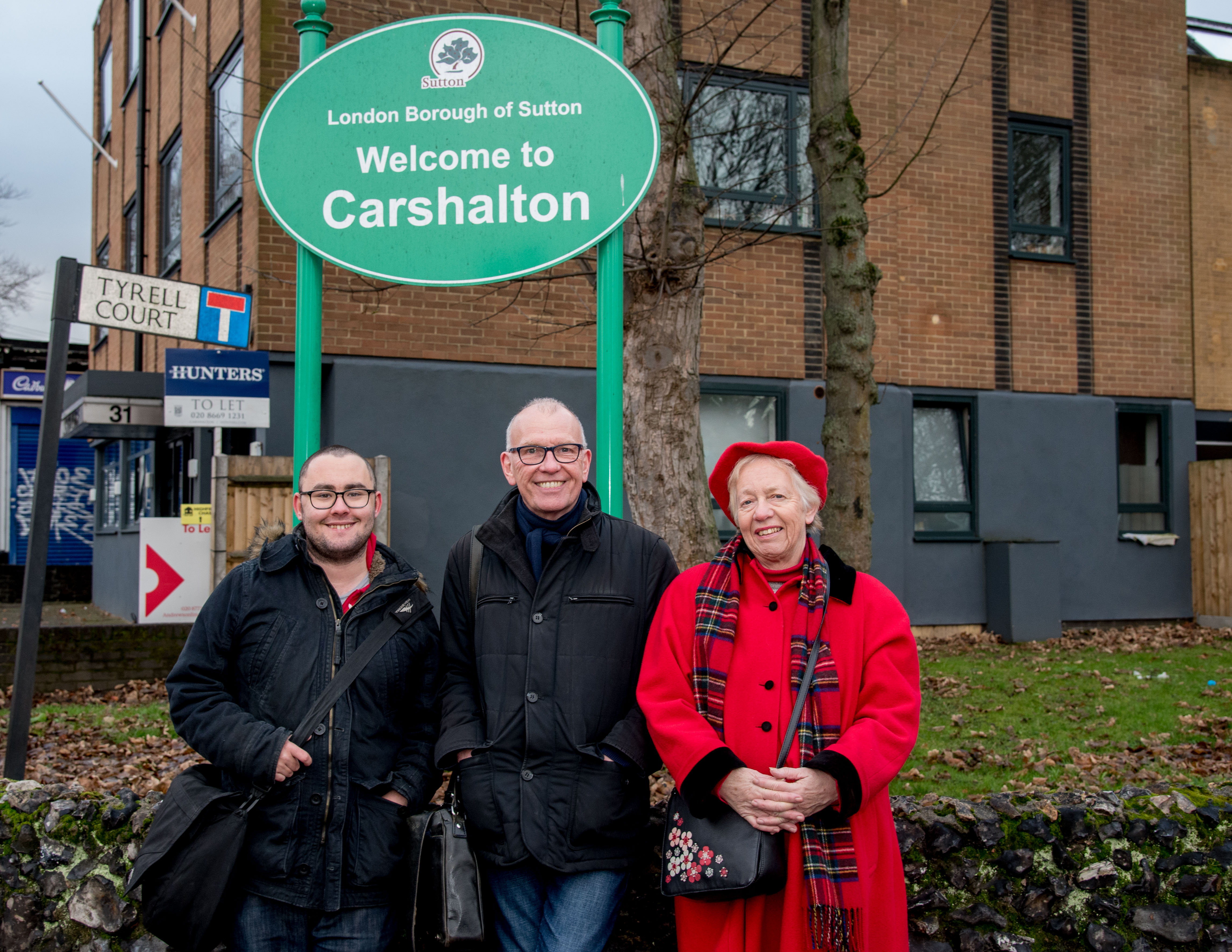 Carshalton Central parking: Where we are now