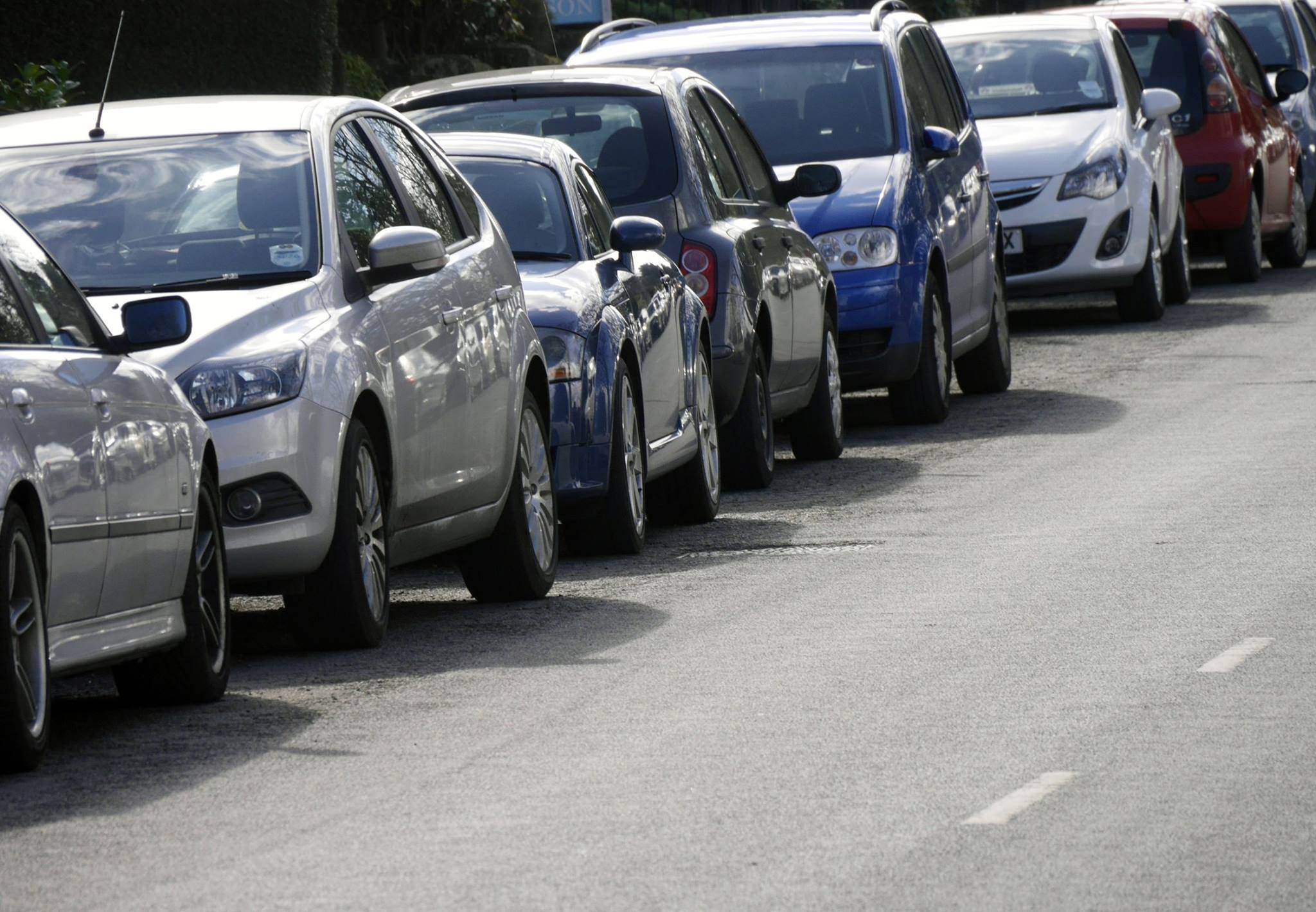 Sensible solutions proposed to tackle parking problems