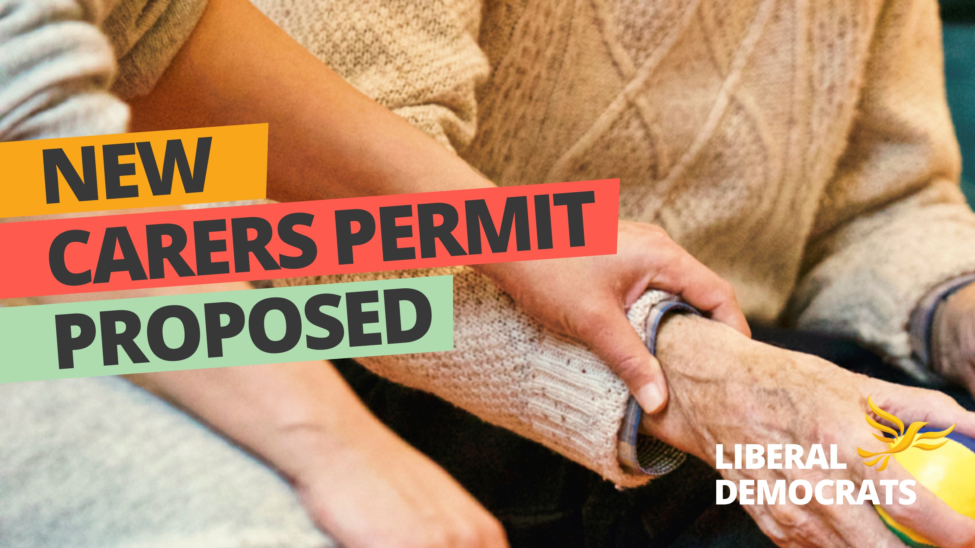 New carers permit proposed