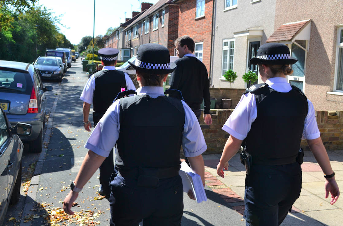 Lib Dems Will Fund More Police Officers Across Carshalton & Wallington