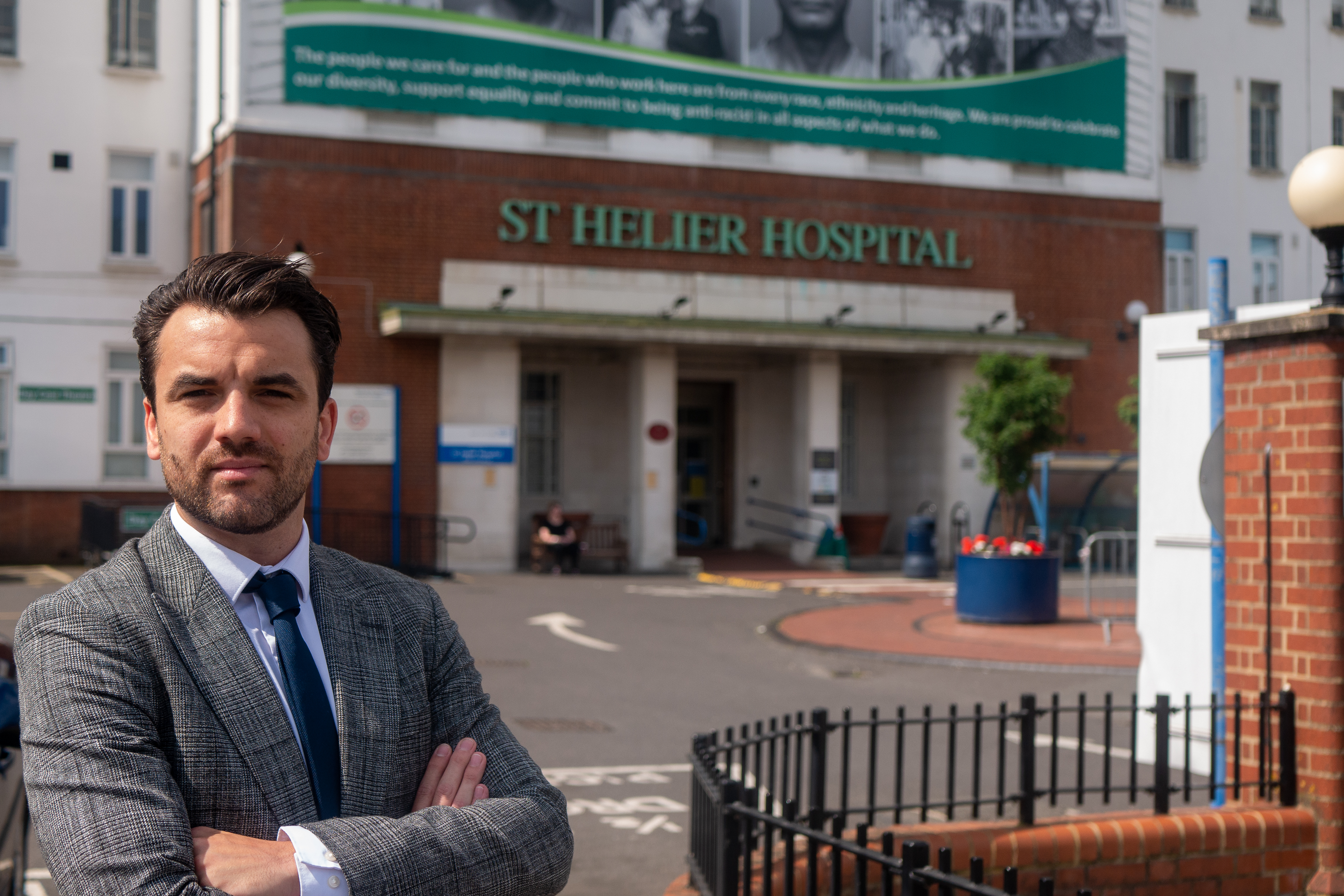 Supporting St. Helier Hospital