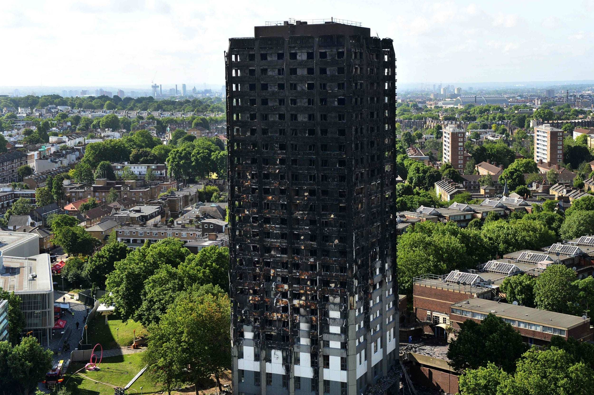Sutton's Tory MPs fail to back putting Grenfell recommendations into law