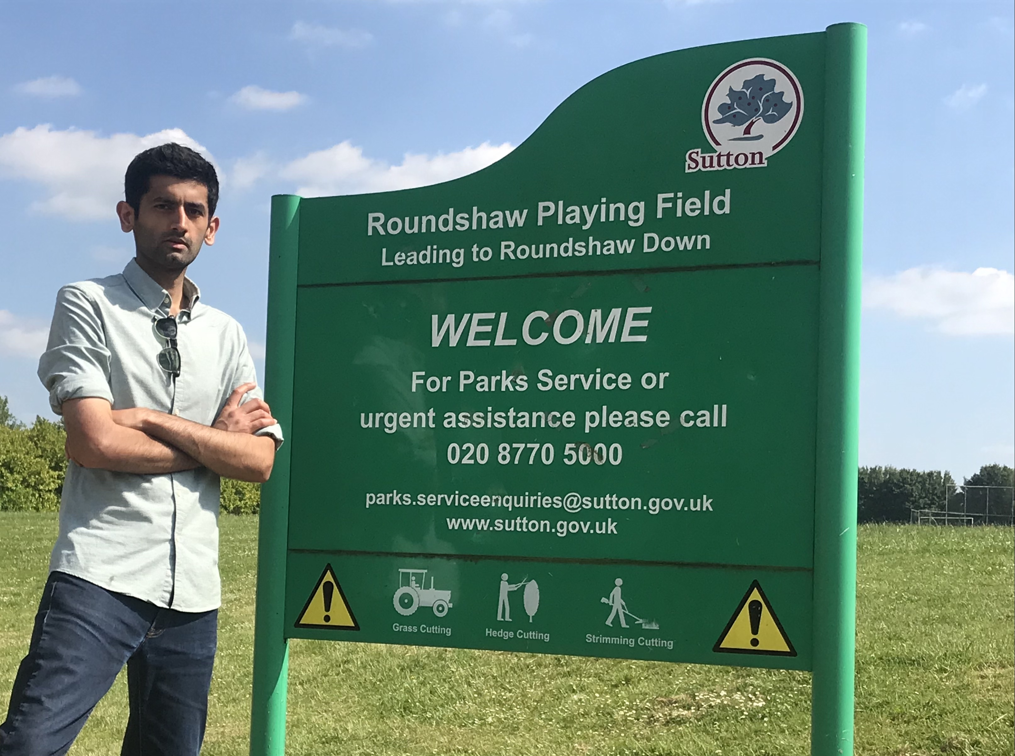 Council backs police action against motorbikes on Roundshaw Downs