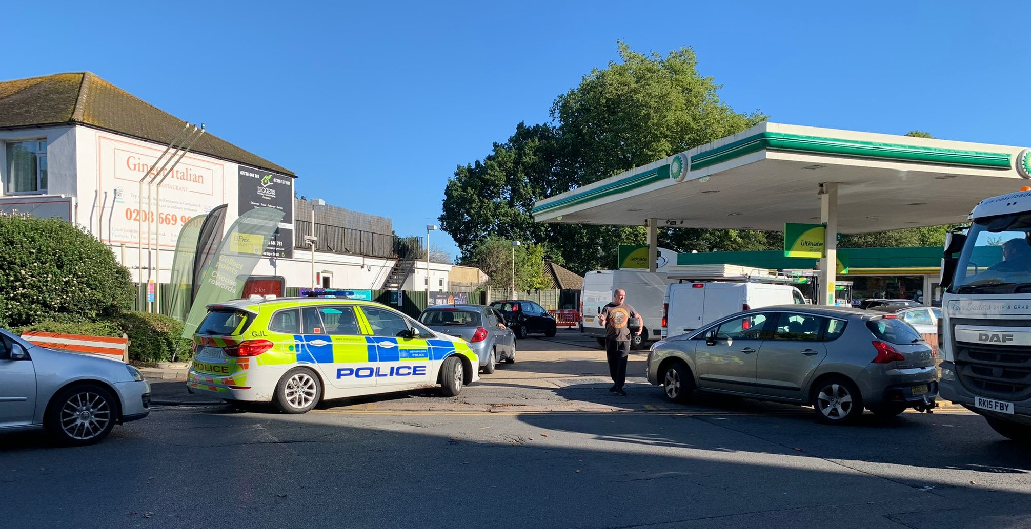 Lib Dem Bobby Dean Slams Government for Fuel Crisis