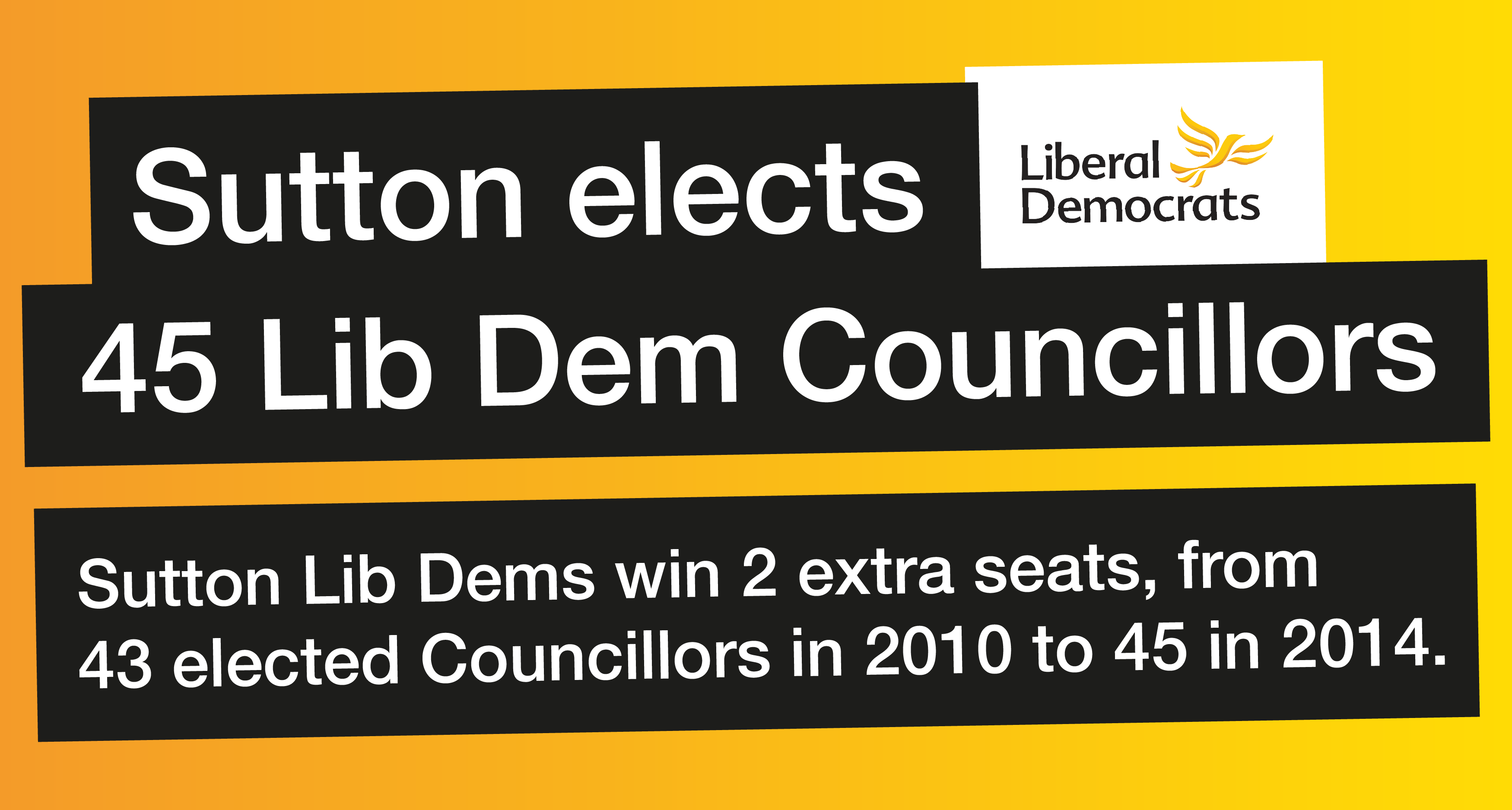 Sutton Council Local Election 2014