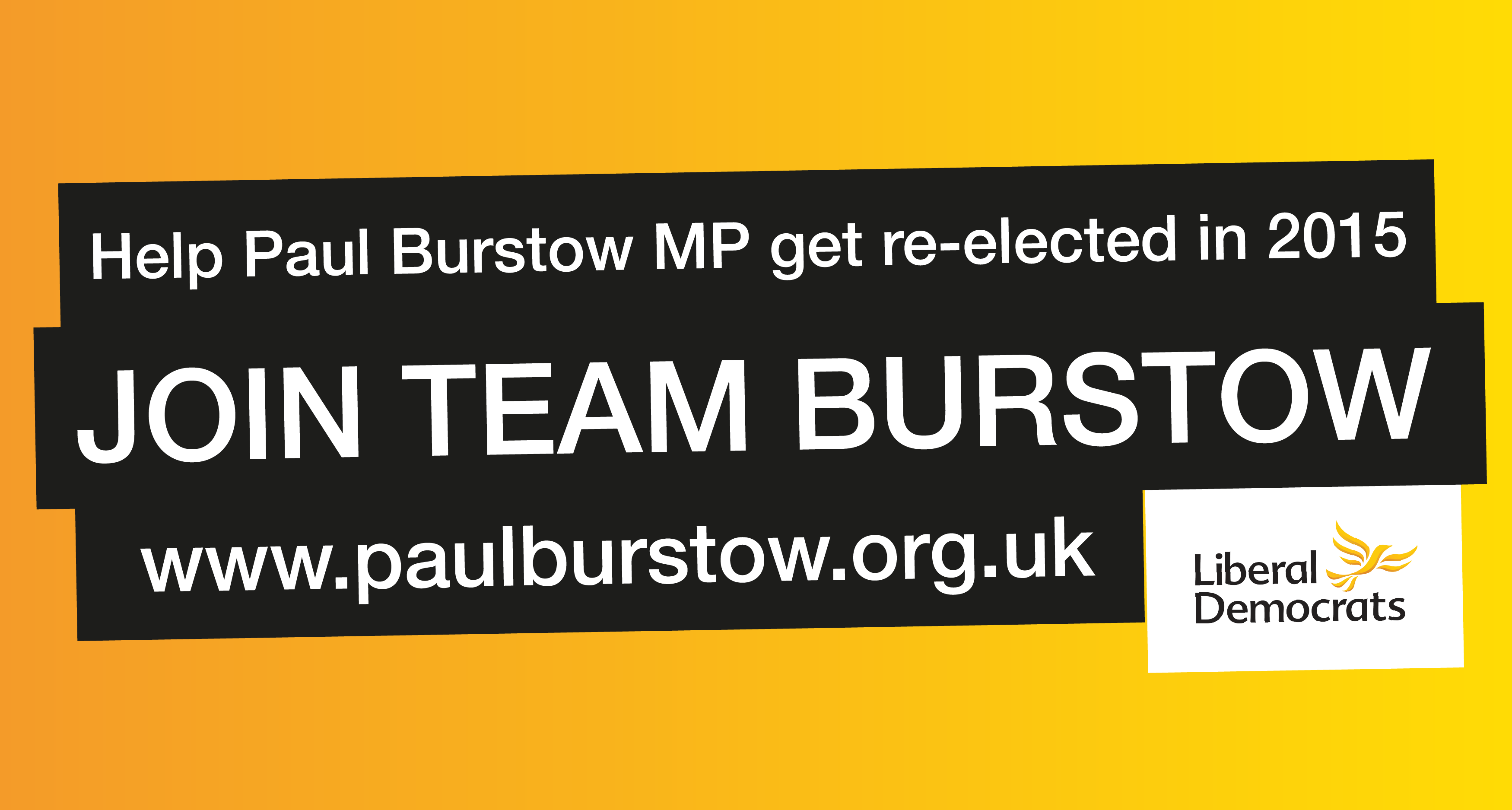 Join Team Burstow