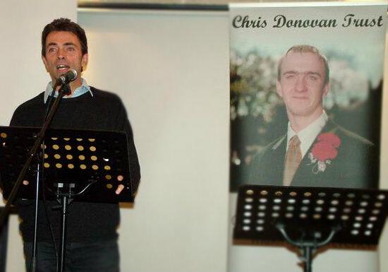 Chris Donovan Trust Annual Awards