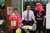 Children in Need Cycling Fundraising