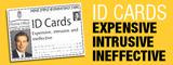 ID Cards - Expensive, Intrusive, Ineffective