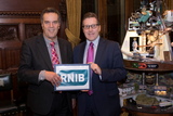 RNIB Steve Winyard, Head of Membership & Campaigns at RNIB