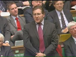Mark questioning Prime Minister over local police cuts