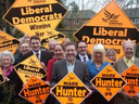 Mark and the Lib Dems are campaigning hard to keep up his record of action in our area