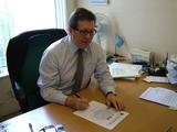 Cheadle MP becomes Keep Trade Local Ambassador
