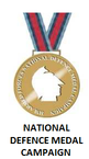 National Defence Medal campaign