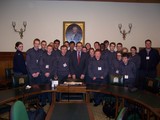 Local Air Cadets visit Houses of Parliament
