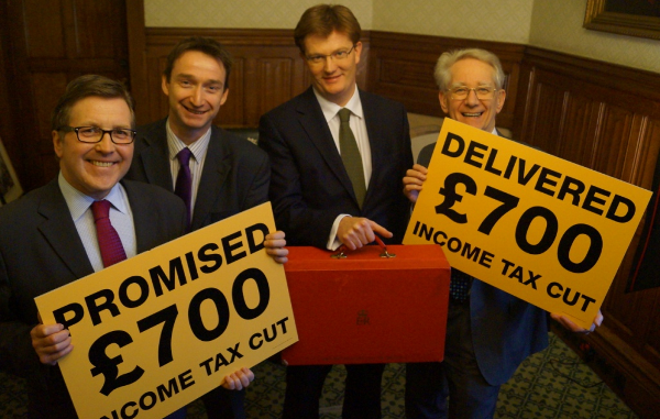 Delivering Fairer Tax