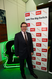 Local MP Mark Hunter at the Big Switch campaign event