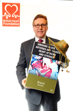 Mark is backing the plain packaging campaign