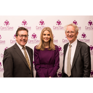 Care2Save Andrew Stunell Mark Hunter Donna Air St Ann's Hospice