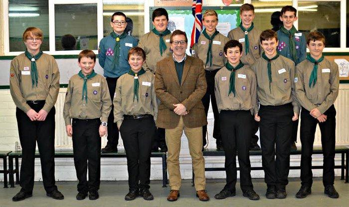 1st Cheadle Hulme Scouts