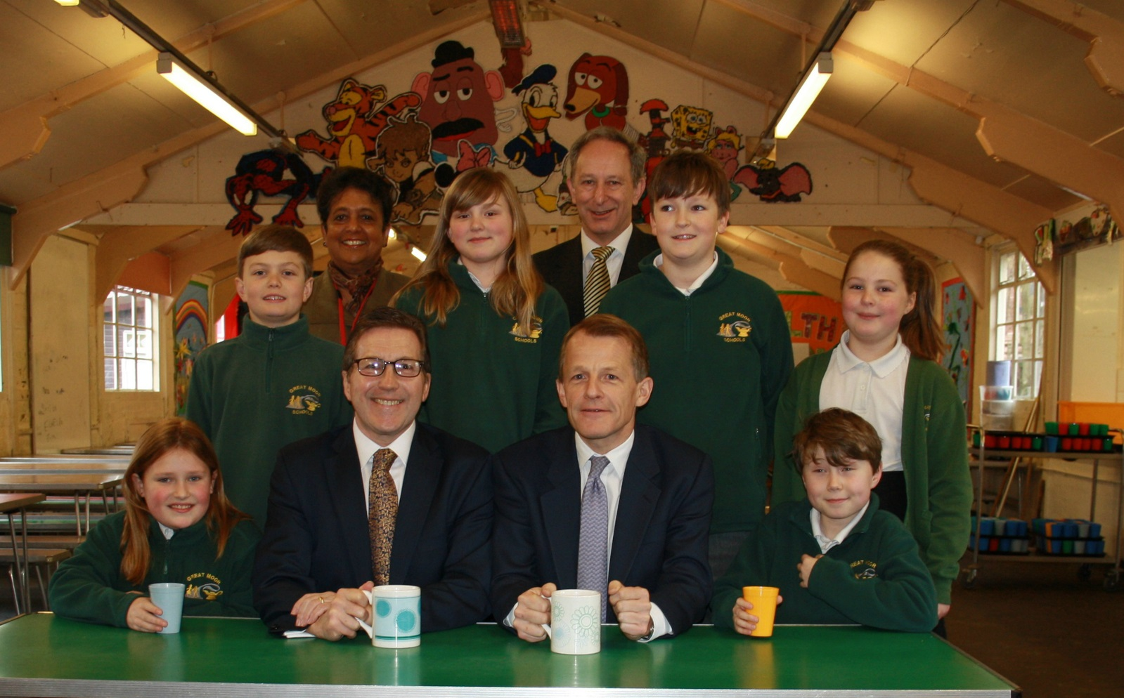 Mark Hunter welcomes Free School Meals plan for all under-11s