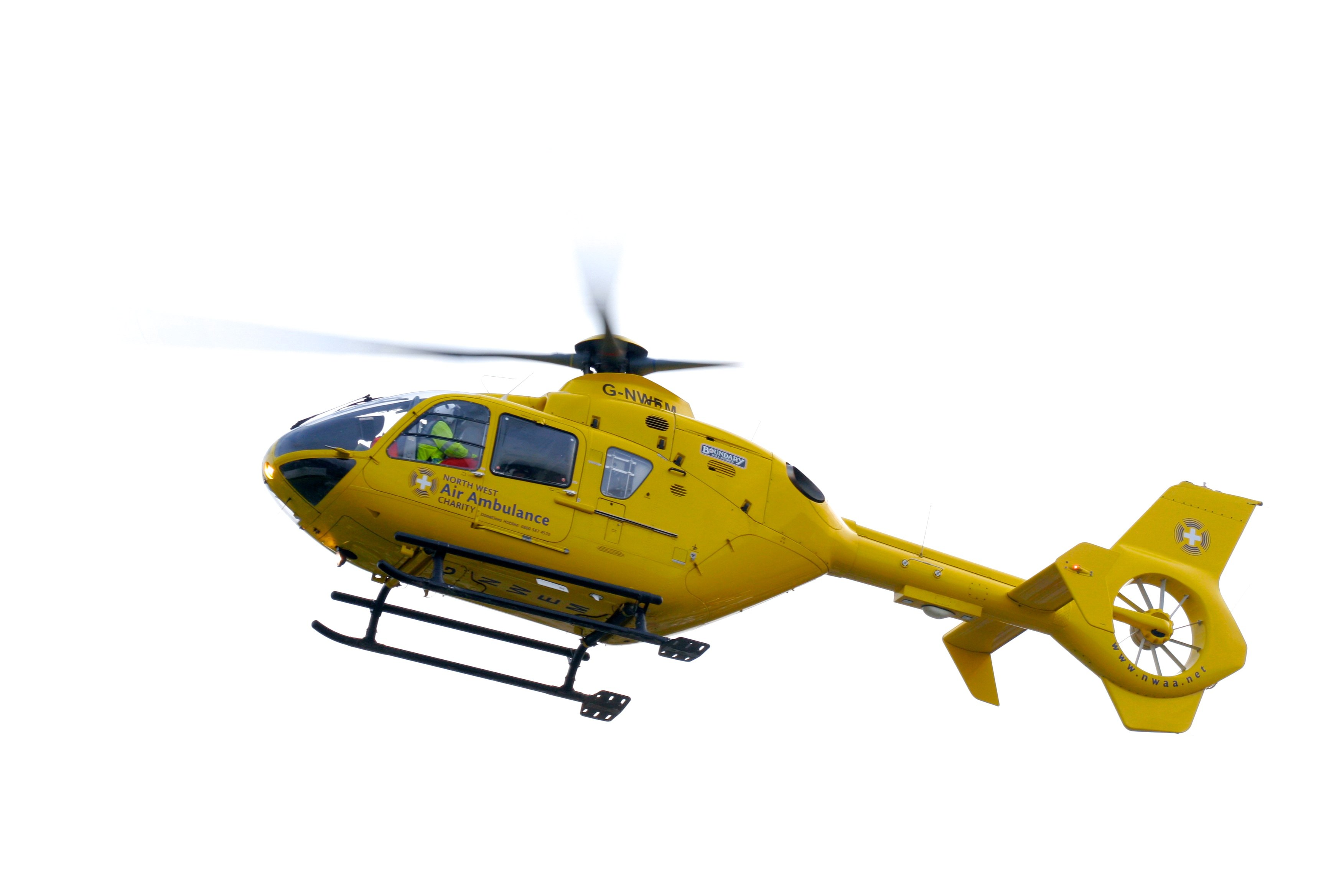 Liberal Democrats will use Libor fine to invest £2.5m in North West air ambulance
