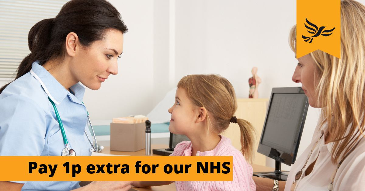 Our plan to save the NHS
