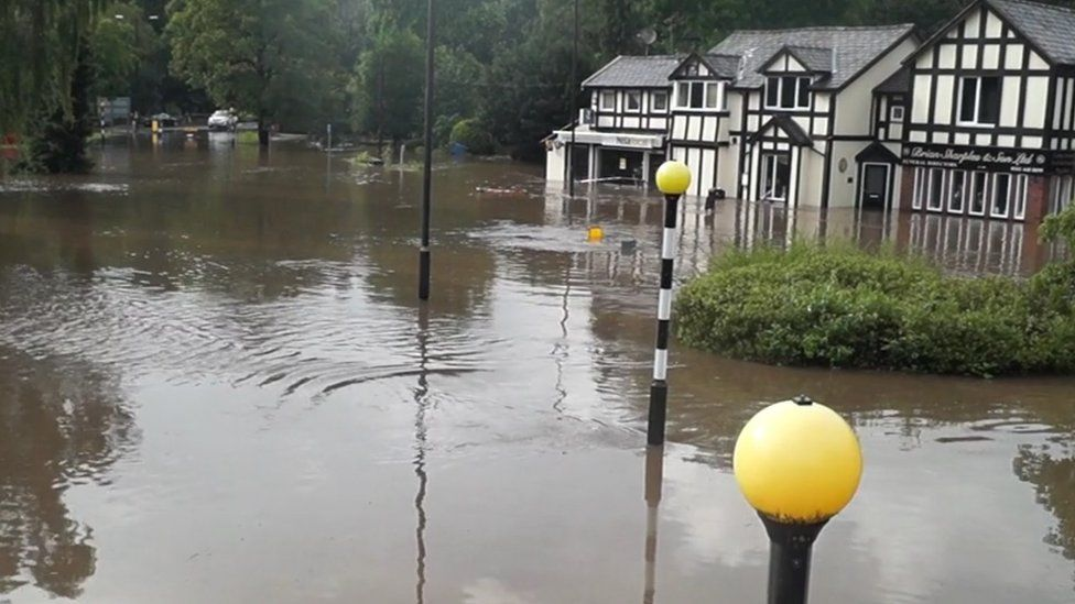 Bramhall Flood
