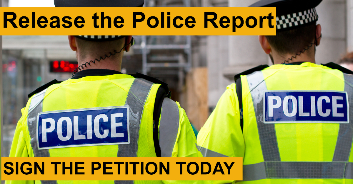 Release The Police Report
