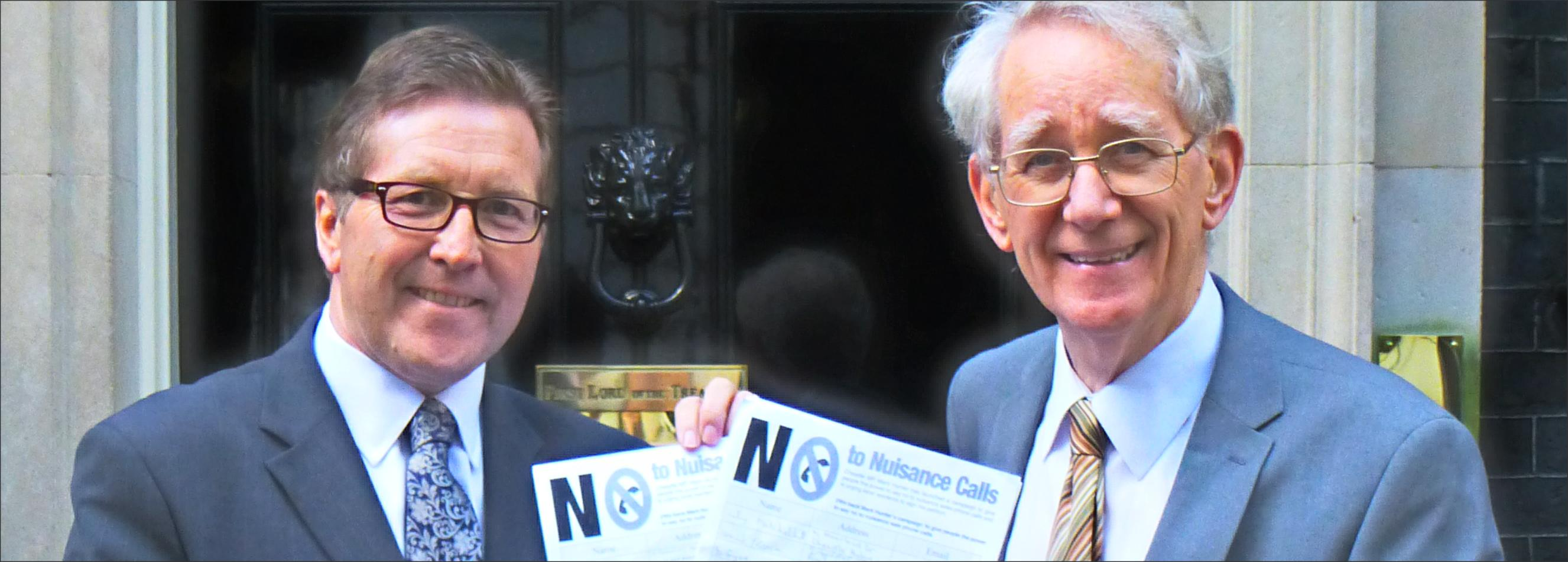 No 2 Nuisance Calls Petition