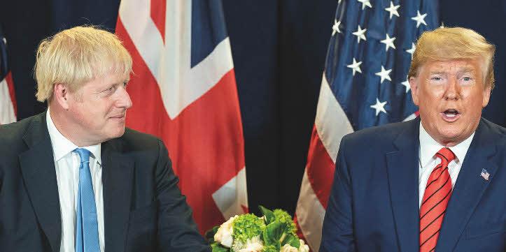 Boris Johnson's damaging agenda for UK