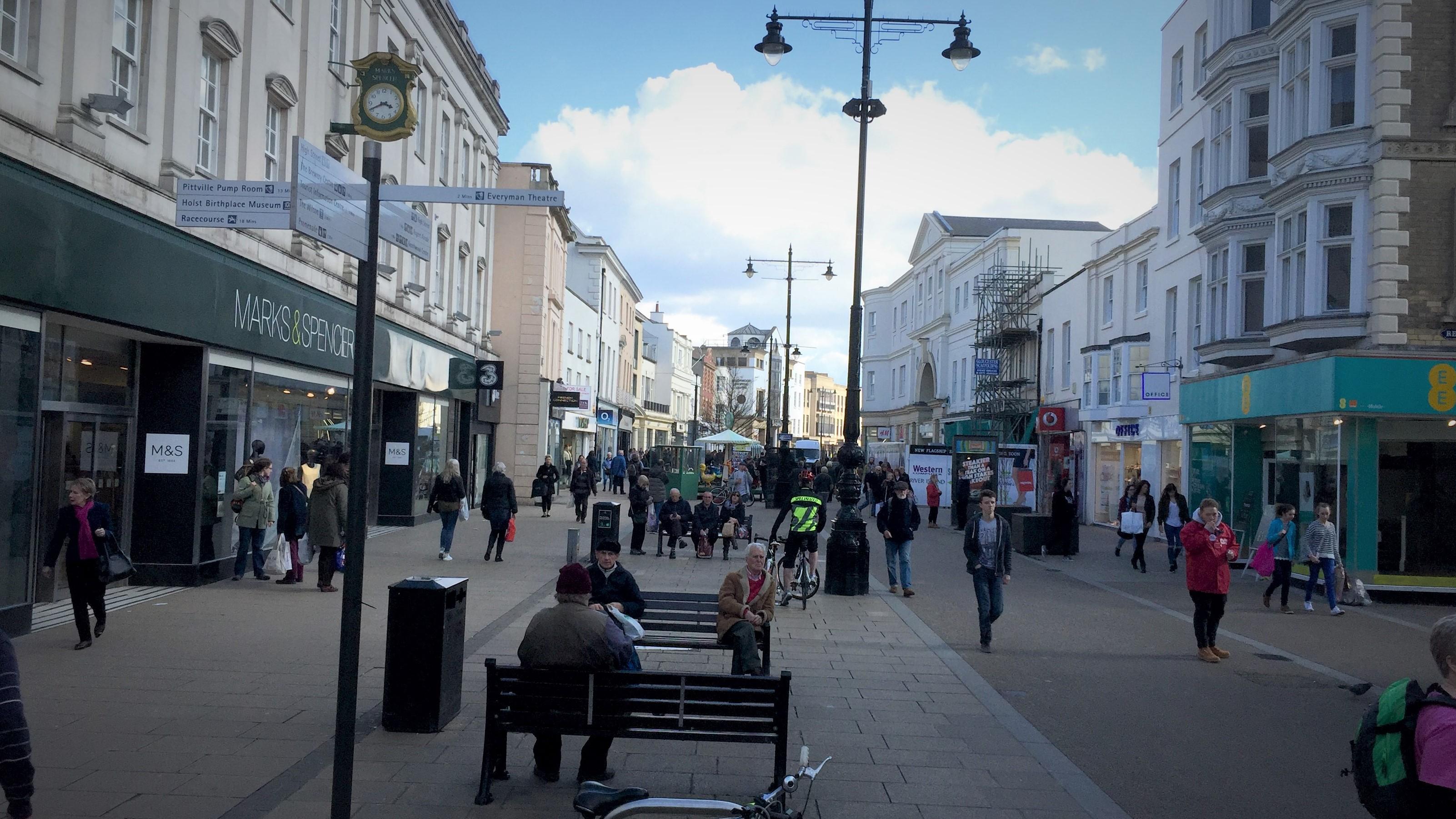 Cheltenham Transport plan phase four scrapped