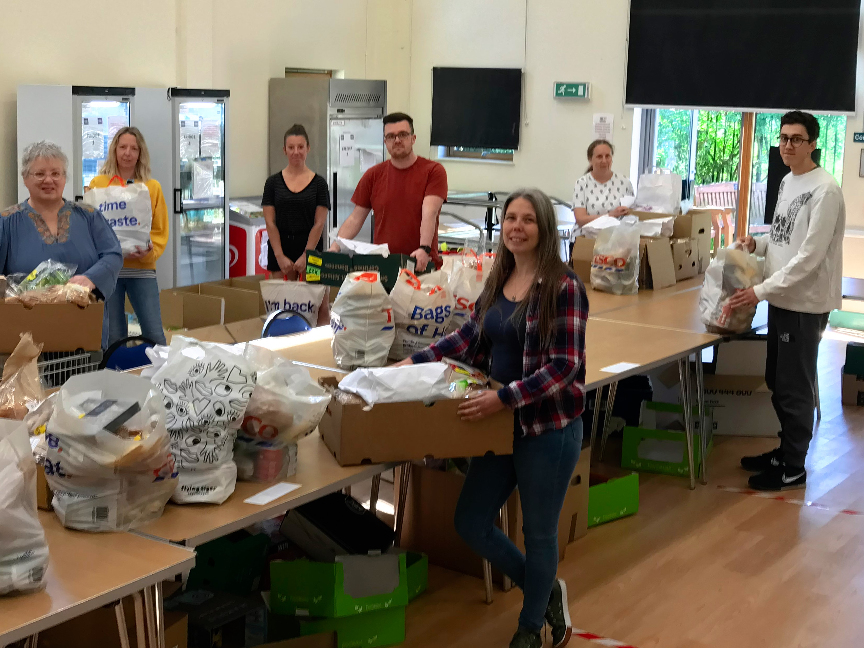 Hope in the community: Springbank Community Food Bank