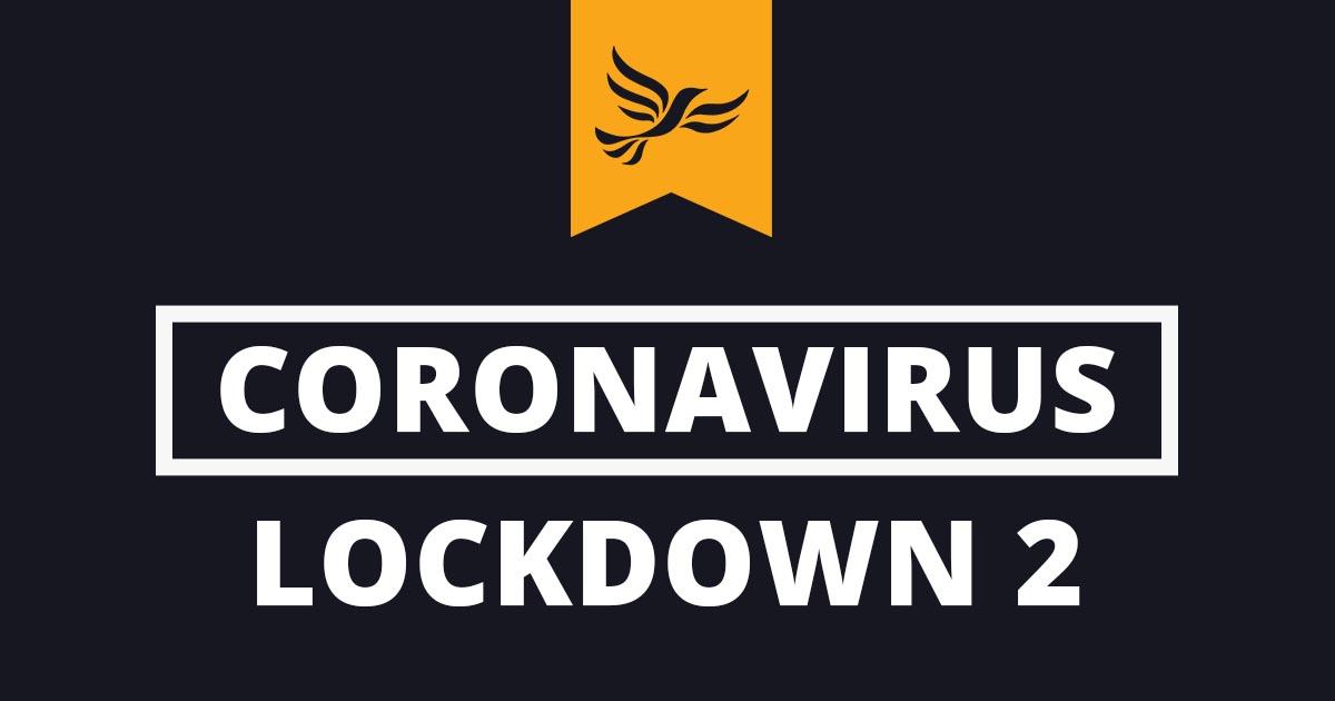Back in Lockdown