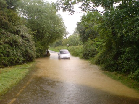 Flood defences need to work with nature