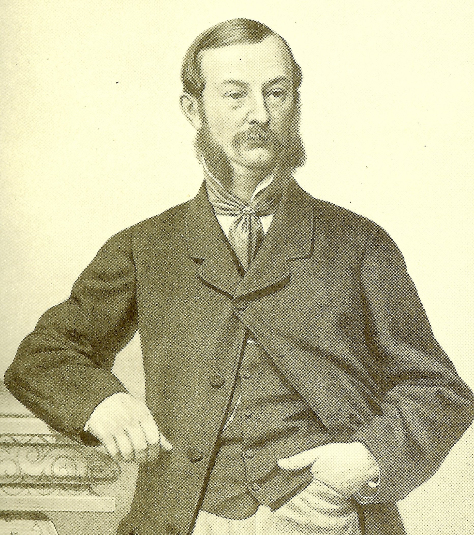 Colonel Francis Berkeley