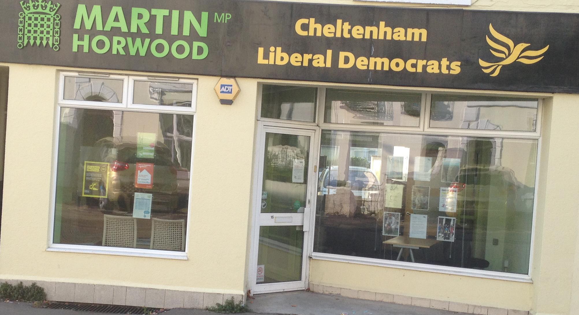 Cheltenham Lib Dems