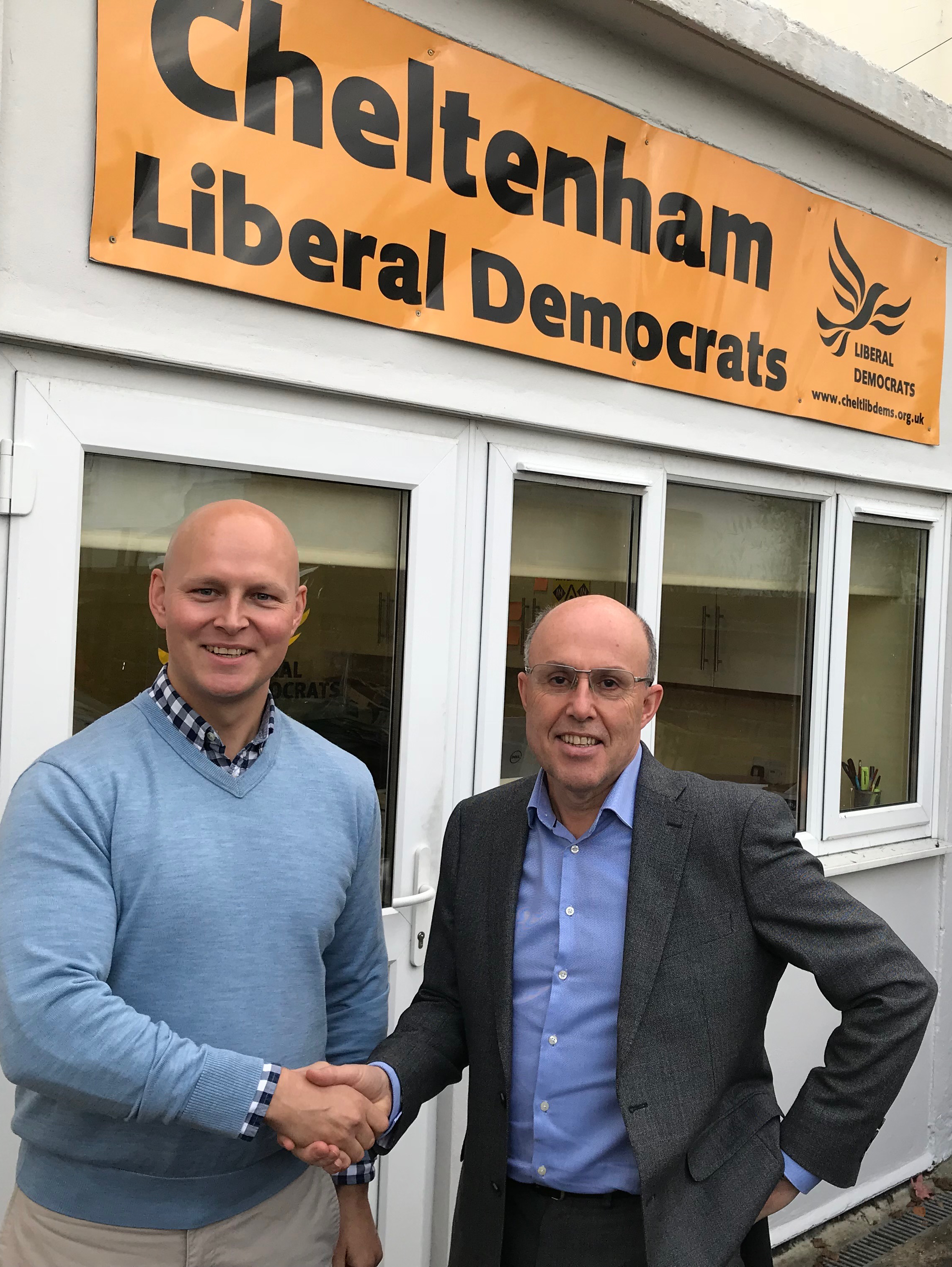 Paul Baker to spearhead Lib Dem promotion push
