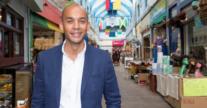Chuka Umunna joins the Liberal Democrats