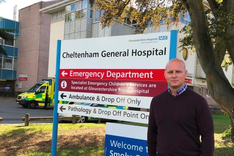 Save Cheltenham A&E