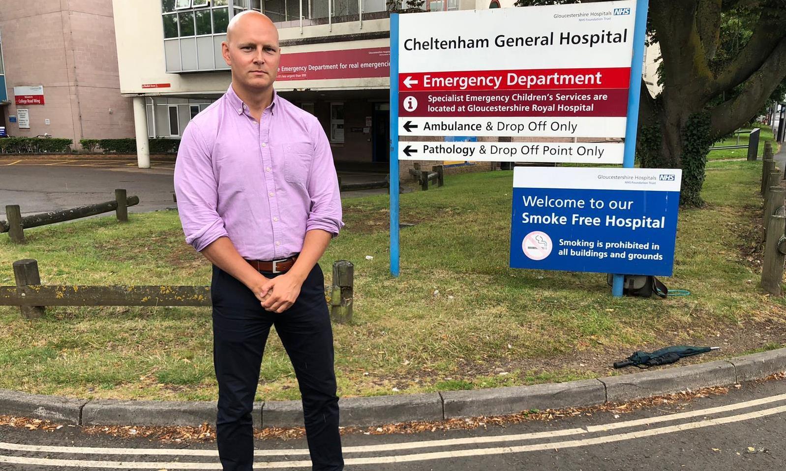 Update on the future of Cheltenham General Hospital