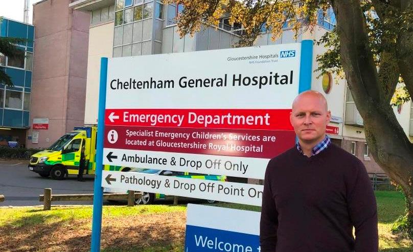 Council leader urges NHS bosses to keep Cheltenham A&E open