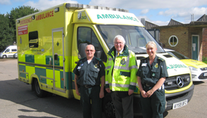 Sir Bob backs independent ambulance service inquiry