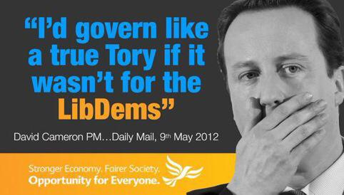 Extreme Tory policies the Lib Dems blocked in government